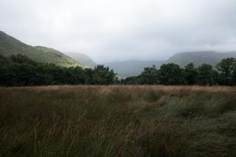 near Kilchurn castle , Elki - August 2014