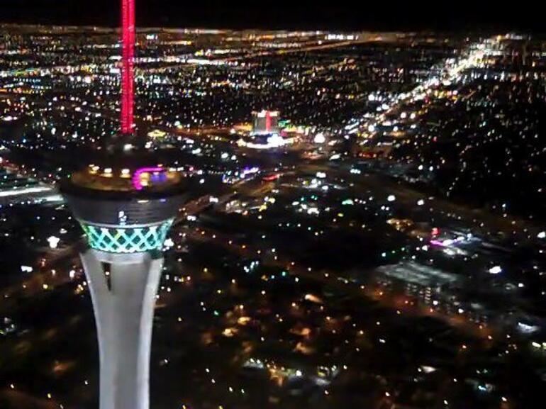 Night Strip - Las Vegas