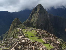 View of Macchu Pichu , Warren G - May 2011