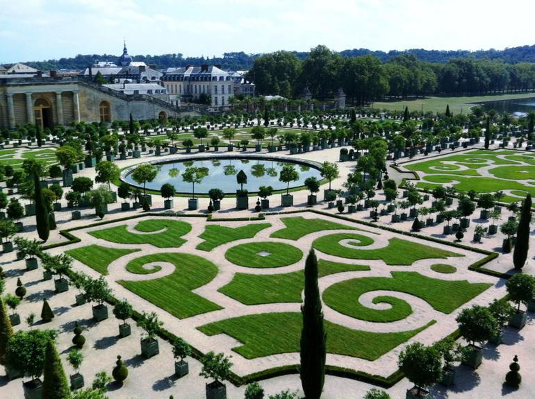 Paris Palace of Versailles Aug 21, 8 41 58 AM - Paris