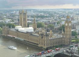 The view of Parliament and Big Ben from the London Eye is amazing. It is exactly what you see in all the movies. , Luesa E - July 2016