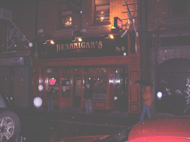 Second Pub - Dublin