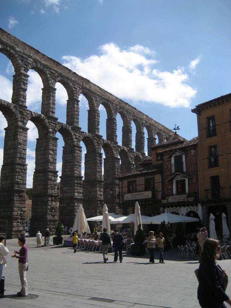 Segovia's Aqueduct - Madrid