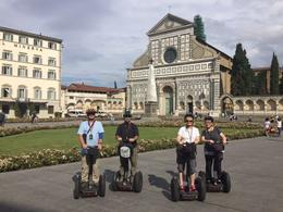 Rick and Linda and Bob and Lisa at one of the places we visited on the segways. Christina, our guide, was great!! , lmariescott - October 2016