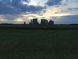 Stonehenge at Sunset , terri - July 2015