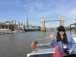 Enjoyed the river cruise from Greenwich to Westminster , mjy1976 - September 2015