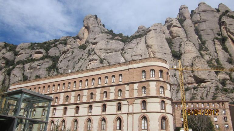the Monastery .. - Barcelona