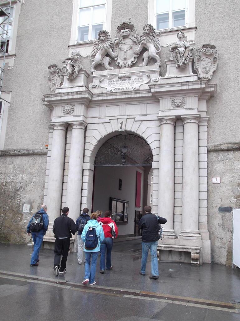 Touring Salzburg - Munich