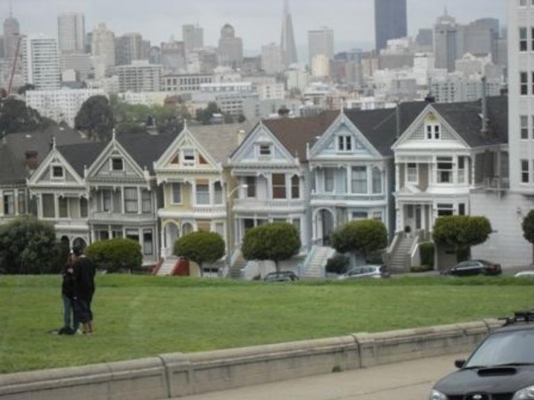 Victorian Homes - San Francisco