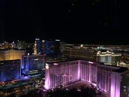 Bellagio Hotel, you can even watch the water show from up there! Very Cool , Tanya m - December 2014