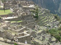 "The large flat ""steps"" were used for agricultural purposes - each ""step"" was for a different crop., Bandit - December 2010"