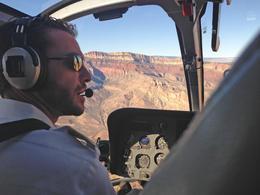 Our pilot describing the origins of the canyon. , Laura K. - November 2016