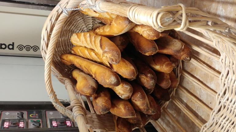 Behind the Scenes of a Boulangerie: French Bakery Tour in Paris photo 12