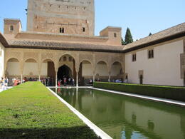 Part of the Alhambra , Ed - June 2011