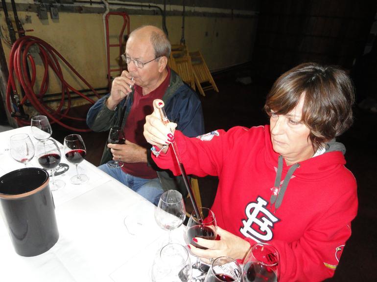 Busy Wine Blenders - San Francisco