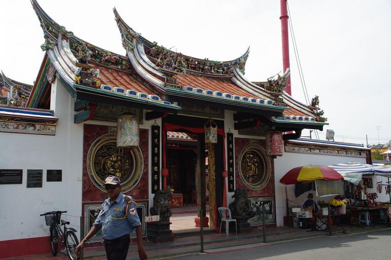 Chinese Temple, Malacca - Kuala Lumpur
