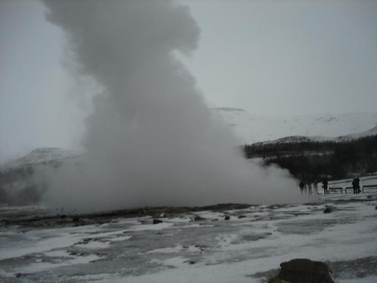 Geysers again - Reykjavik