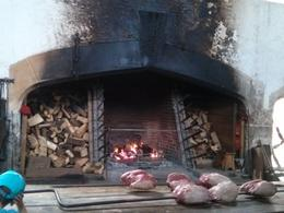 For roasting all the meats, it's really cool they actually use it! , thepea - July 2014