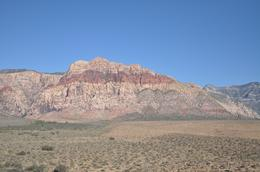 Impressive view on way to the ranch., Marcelino L - September 2010