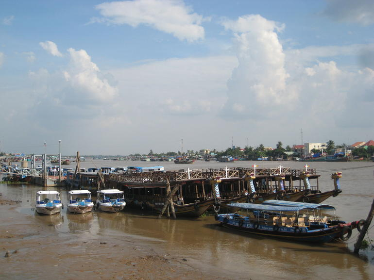 Mekong River - Ho Chi Minh City