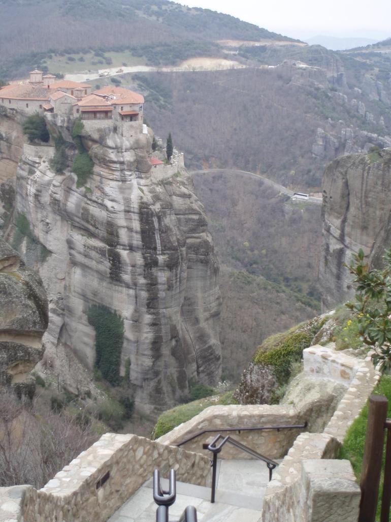 Monastery, Meteora - Athens