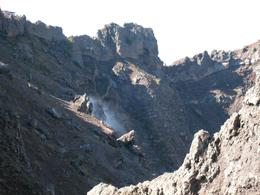 Inside the crater., Landon J - November 2007