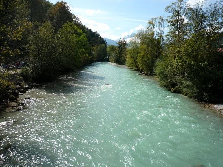 River in Berchtesgaden - Munich