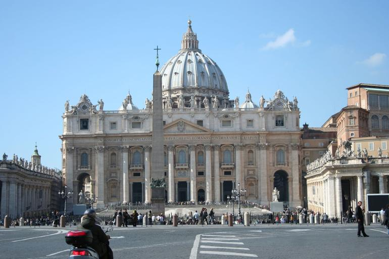 S.Peters Square - Rome