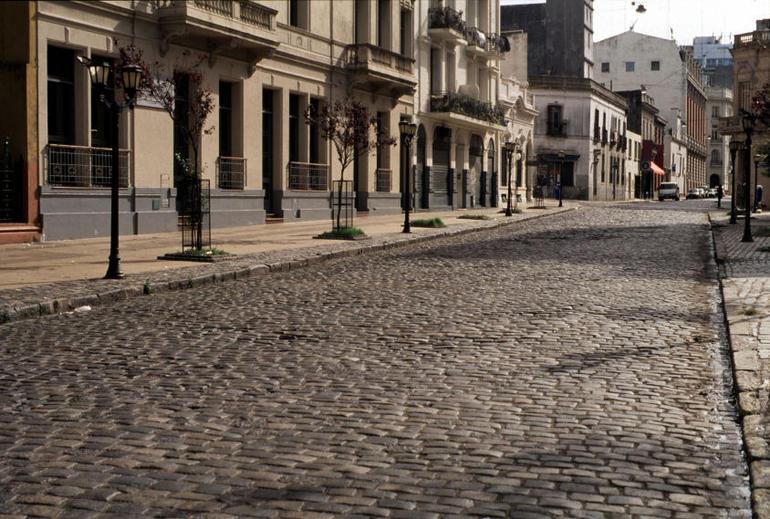 San Telmo neighborhood, Buenos Aires - Buenos Aires