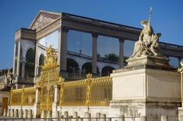 The beauty of Versailles from the begining of our tour , Stephen S - September 2014