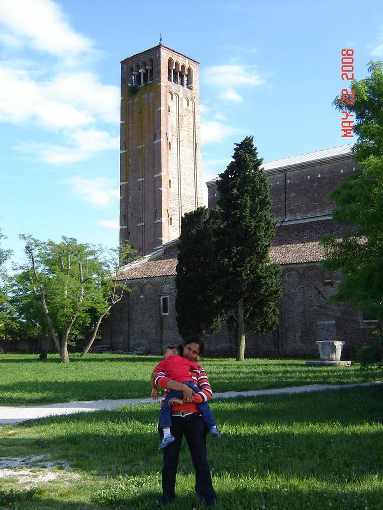 Torcello Island Architecture - Venice