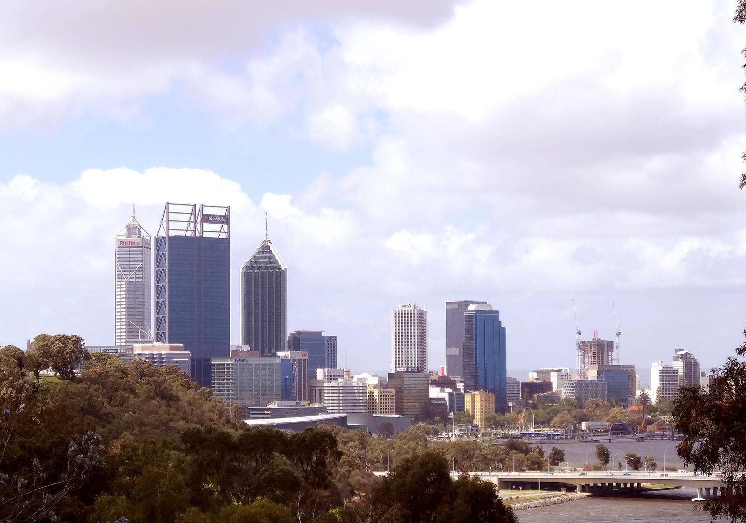 MÁS FOTOS, Recorrido en autobús con paradas libres por Perth