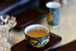 A cup of tea , Christopher S - May 2017