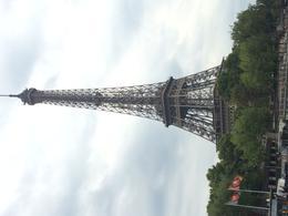 The Eiffel Tower , Patti B - September 2017