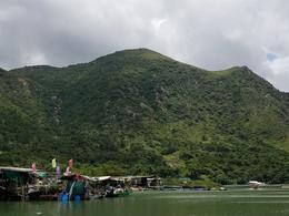 Tai O fishing village , Celeste S - September 2017
