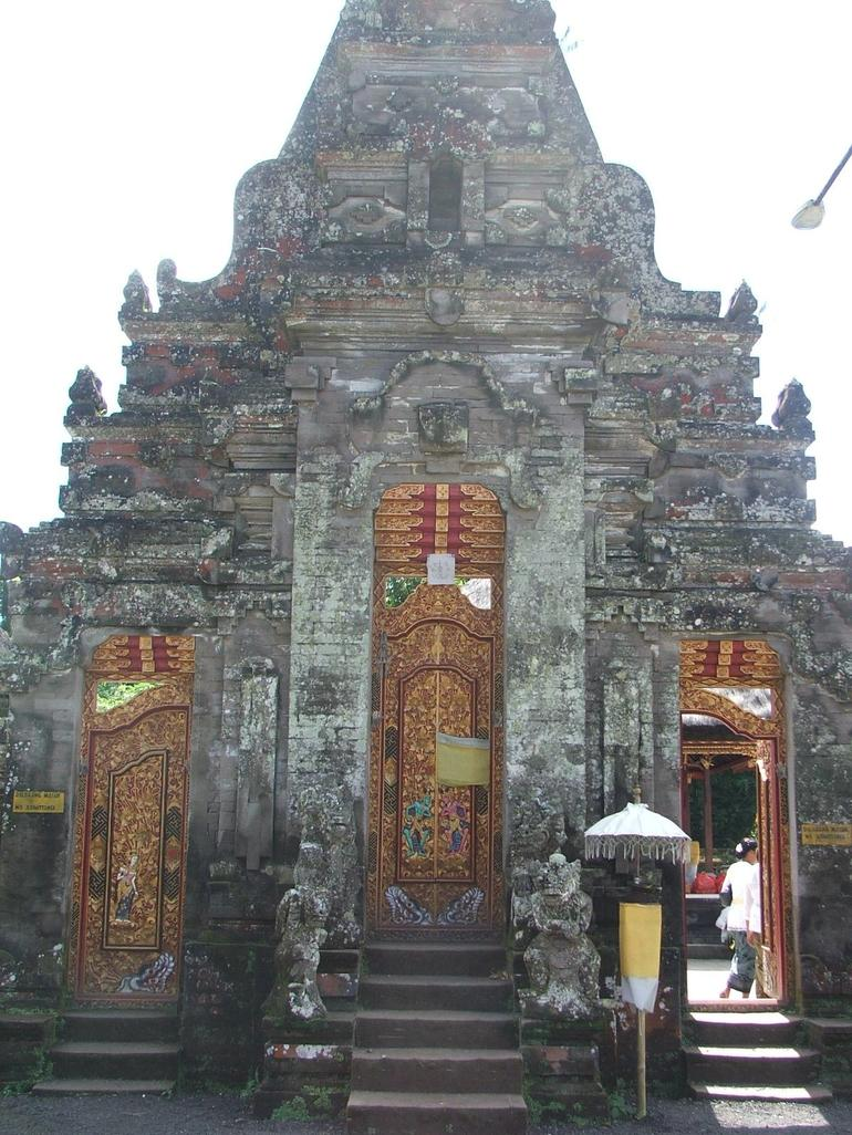 A Temple in Bali - Bali