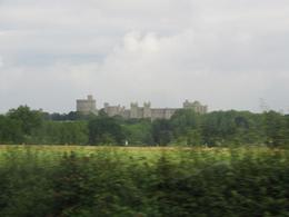 Windsor castle is about 30 minutes outside of central London in the town of Windsor., Corrie R - September 2009