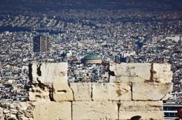 A view across Athens from the Acroplois , Paul K Phillips - October 2012