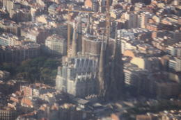 Sagrada Familia, SCV - January 2013