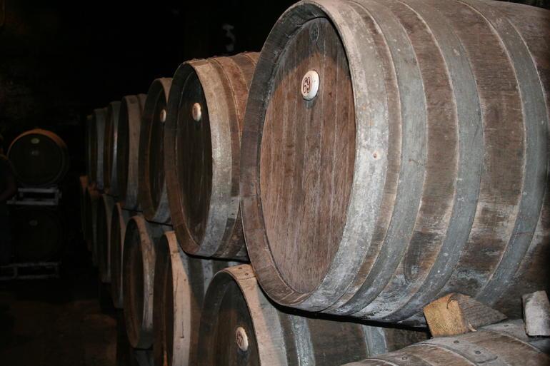 Barrels - Florence