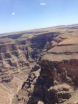 On board the 5 Star Helicpoter with spectacular views of the Grand Canyon. , raneses1529 - July 2014