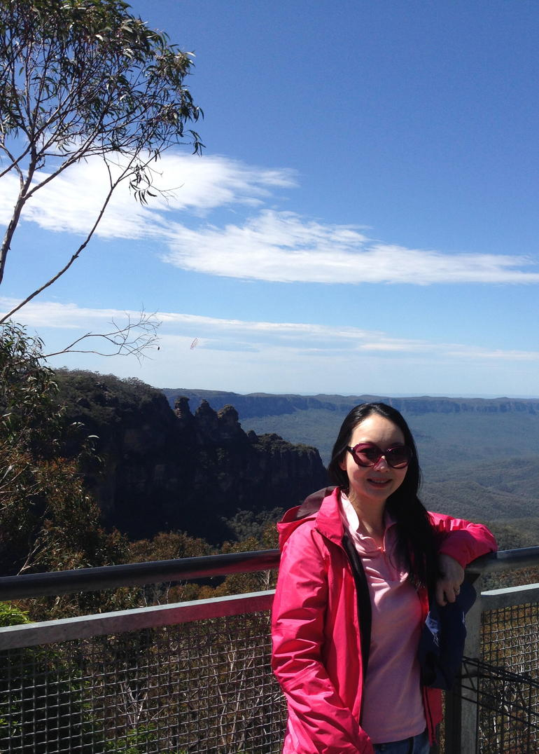 Blue Mountains Three Sisters - Sydney