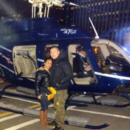 Jorge and Yakira celebrating Valentines Day V.I.P Style , Yakira M - March 2014