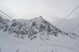 Chamonix Mont Blanc , Nasser Al Maidhan - January 2014