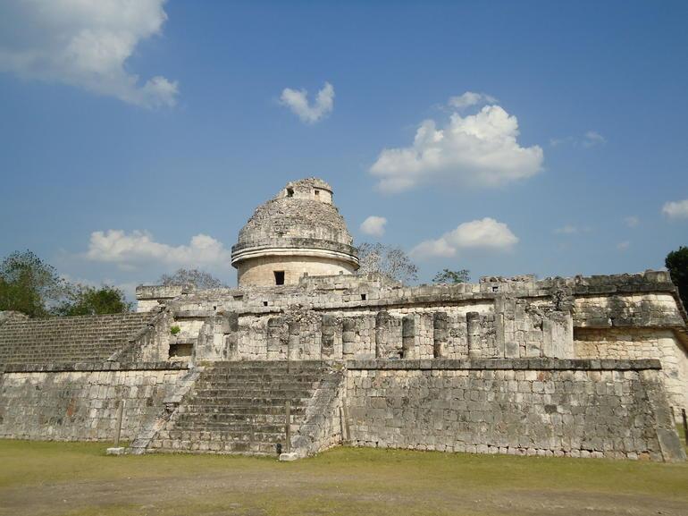 Chichen Itza Observatory - Cancun
