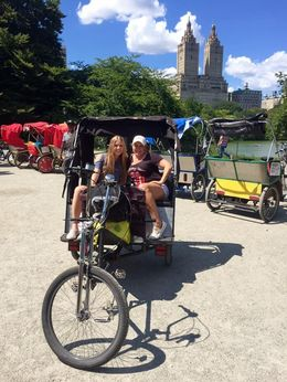 Relaxing Ride.....Central Park was beautiful.... , Chris M - August 2016