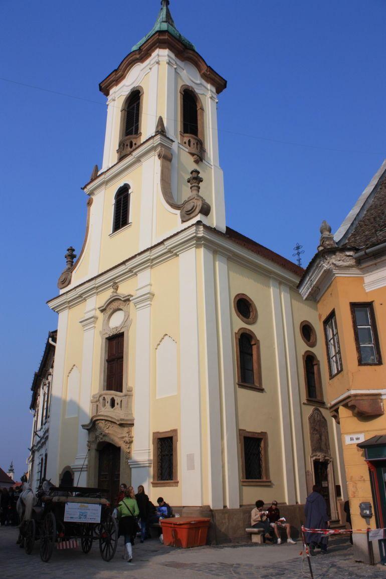 Church in Szentendre - Budapest