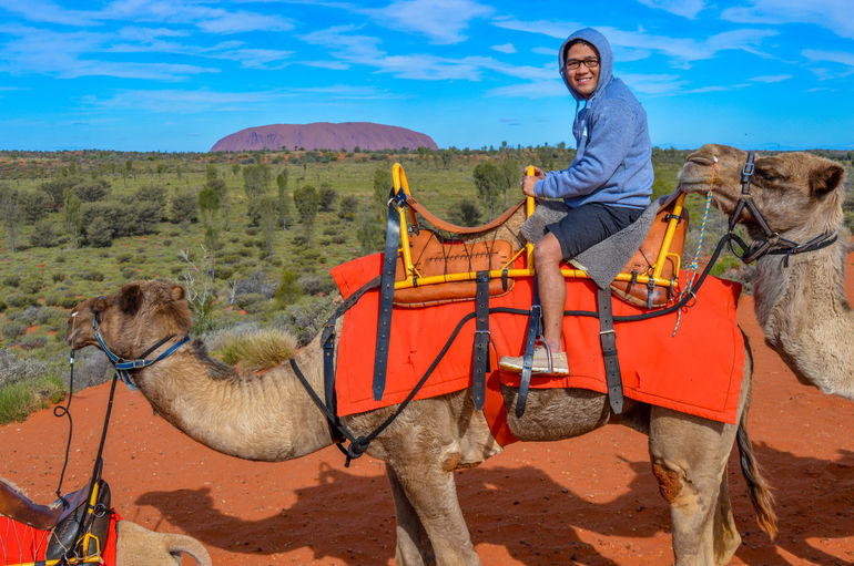 Uluru Camel Express, Sunrise or Sunset Tours photo 18