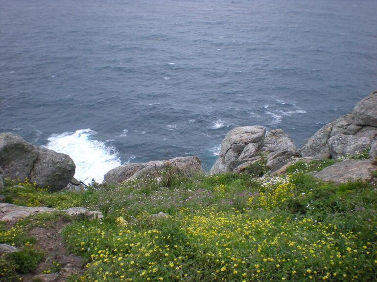 Edge of Cape Finisterre - Santiago de Compostela