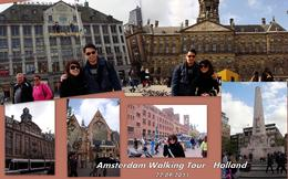 Dam Square, Amsterdam's Royal Palace and National Monument , Alexander Y - November 2011